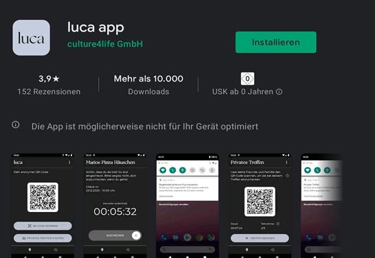 """Altparteien planen weiteren Schritt in die Überwachung, die """"Luca-App"""" / Schömer: """"Hier wird versucht den unbescholtenen Bürger einmal mehr auf Schritt und Tritt zu überwachen"""""""