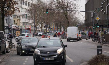 Osterstraße – Eine einzige Verkehrsbausünde