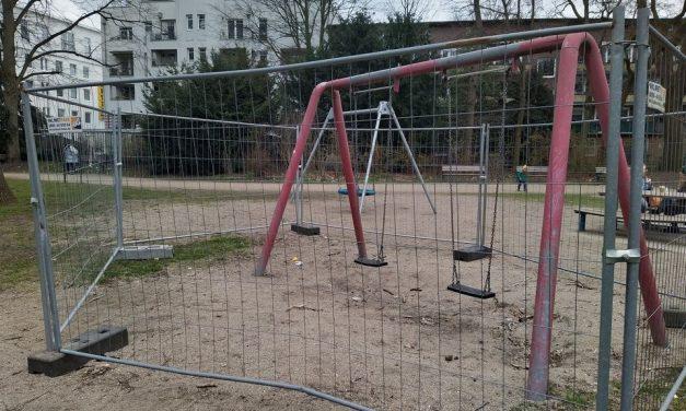 Anfrage – Sanierung Bolzplatz Spielplatz Apostelkirche