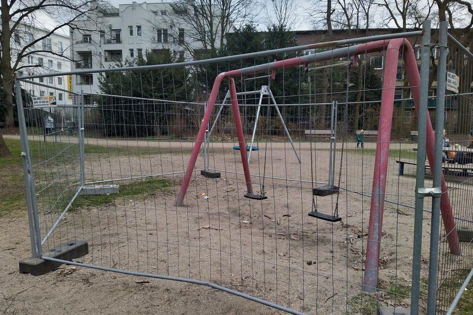"""Anfrage:  Was ist auf dem Spielplatz """"Unnastraße"""" los?"""